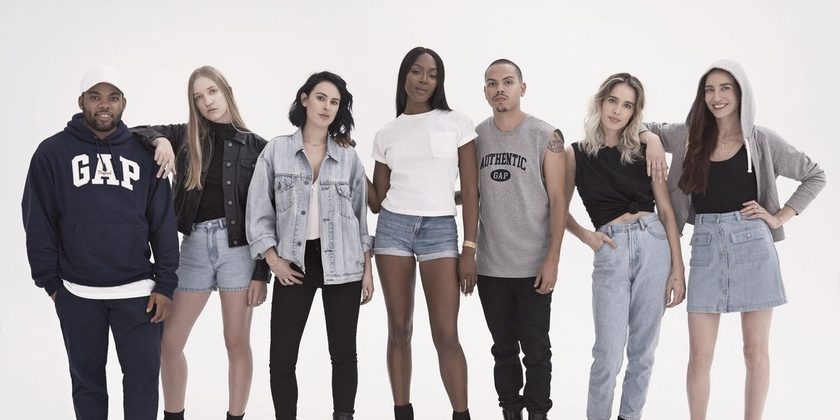 Bask in '90s Nostalgia with Gap's New Throwback Ad Campaign