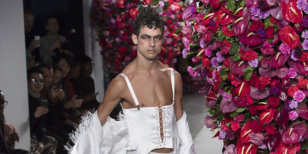 Palomo Spain's New Collection Upends Everything You've Ever Known About Men's Fashion