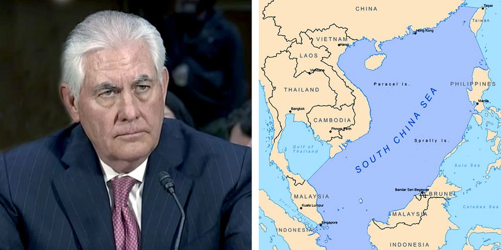 Exxon, Russia Eye Oil and Gas in Disputed South China Sea