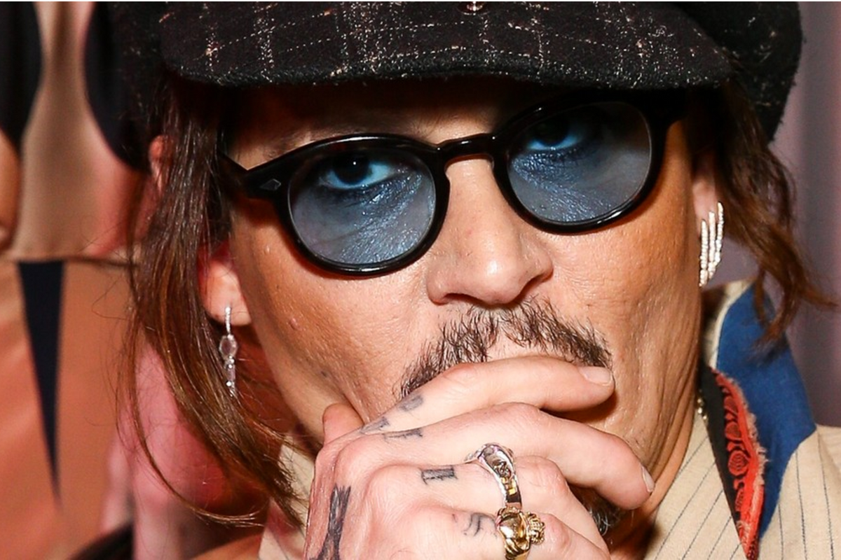 Johnny Depp is Really Not Happy You Found Out About His Insane Spending