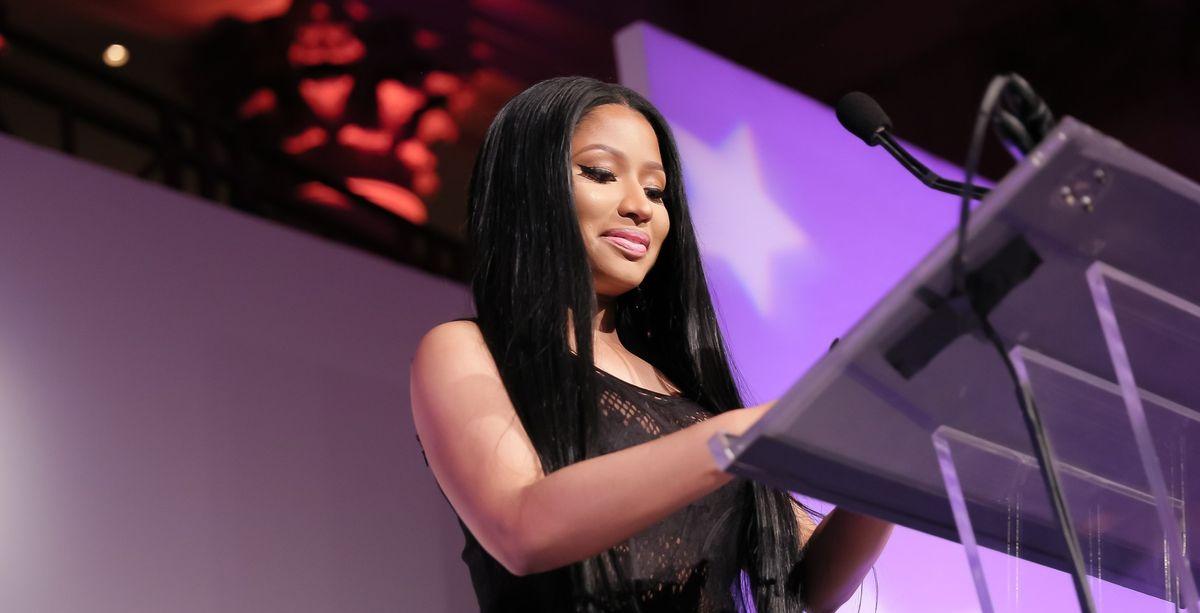 Nicki Minaj Going After Giuseppe Zanotti May Be The Multi-Platform Drag Of The Century