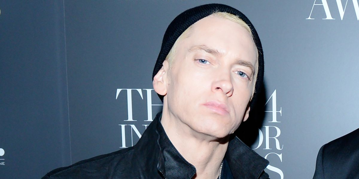 """Eminem Calls Trump """"a Bitch"""" on Big Sean's New Album"""