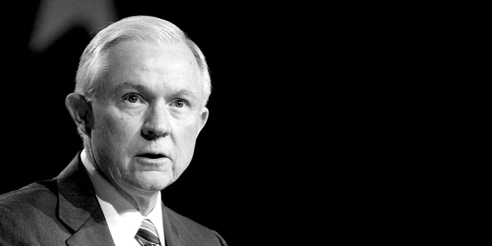 Senate 'Puts Party Loyalty Above the Good of Our Nation' With Confirmation of Jeff Sessions as Attorney General