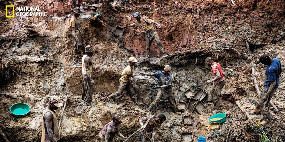Leaked Memo Shows Trump Could Let U.S. Firms Buy 'Conflict Minerals'
