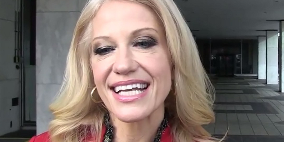 Kellyanne Conway Ditched Ethics to Tell People to Buy Ivanka Trump's Clothes