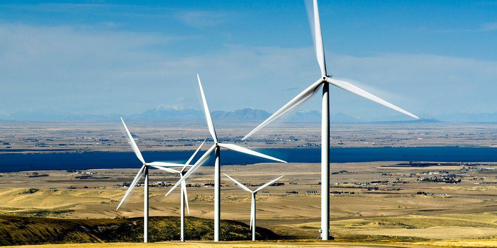 Wind Power Becomes America's Largest Renewable Resource