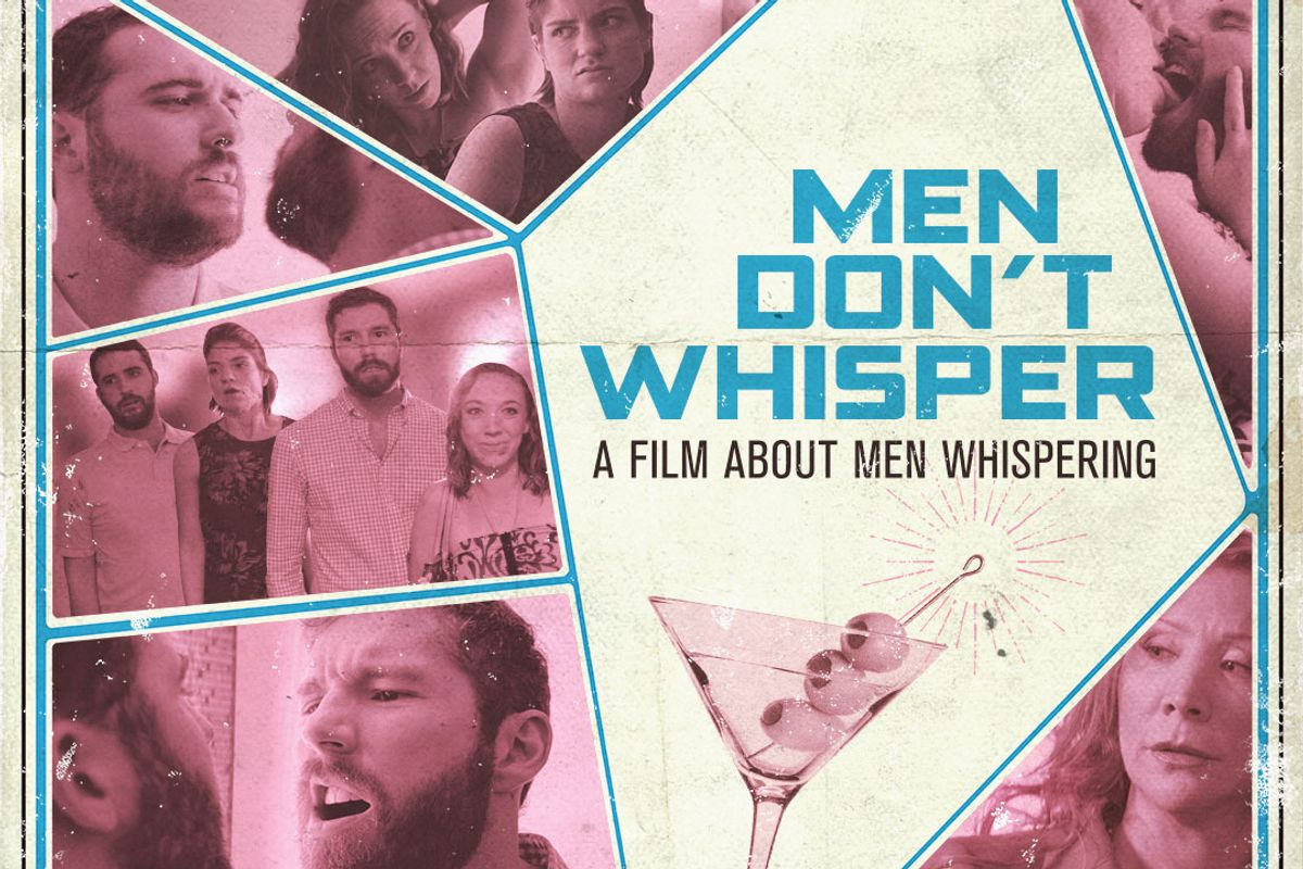 "Premiere: Watch the Trailer for Skewed Romantic Comedy ""Men Don't Whisper"""