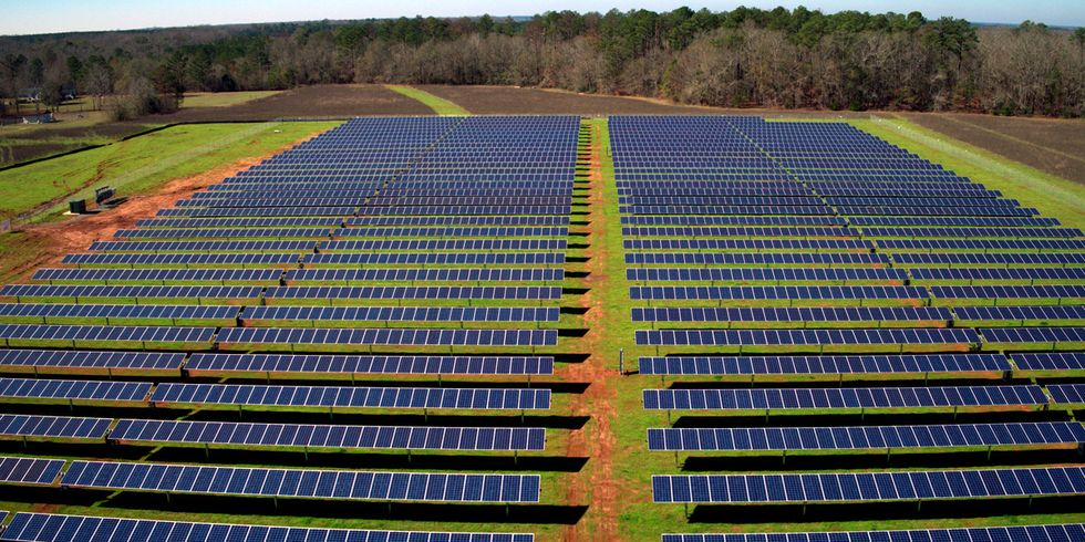 Jimmy Carter Continues His Green Energy Legacy With 10-Acre Solar Farm