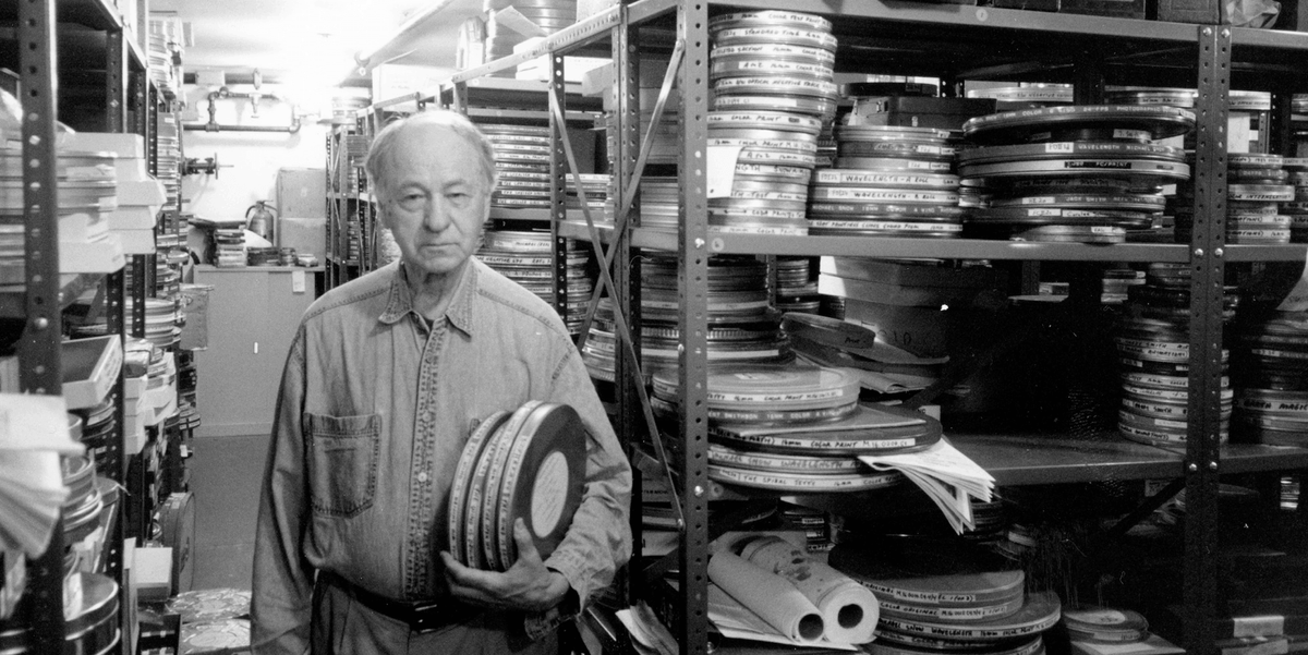 """Anthology Film Archive's Jonas Mekas Talks Preserving Avant Garde Film and His """"Cathedral of Cinema"""""""