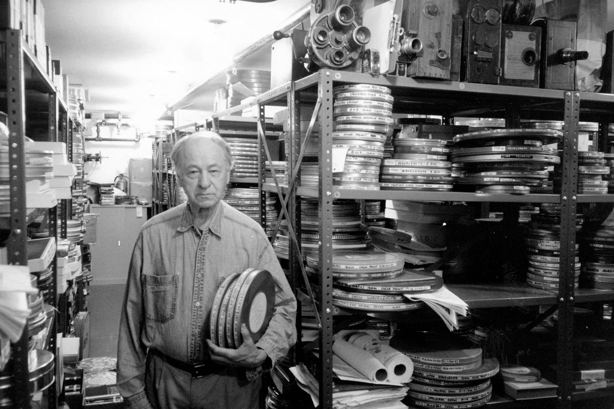 "Anthology Film Archive's Jonas Mekas Talks Preserving Avant Garde Film and His ""Cathedral of Cinema"""
