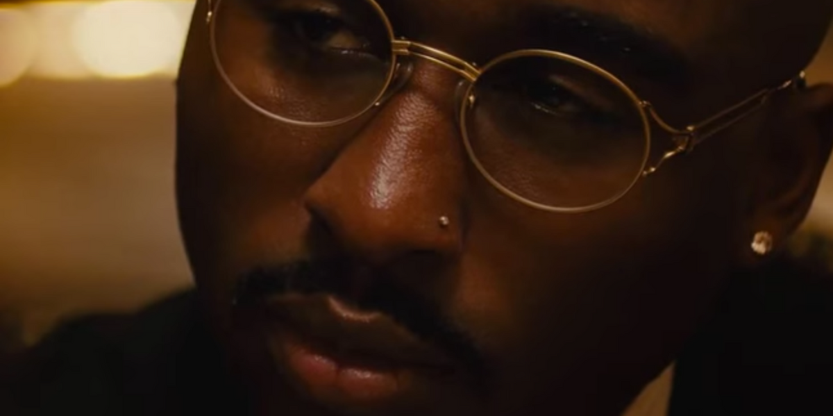 """Watch the New Trailer for Tupac Biopic """"All Eyez on Me"""" Featuring Biggie"""