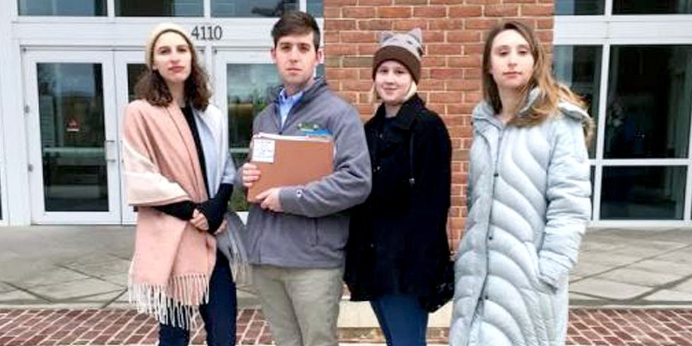 George Mason Students Sue University for Records on Koch Donations