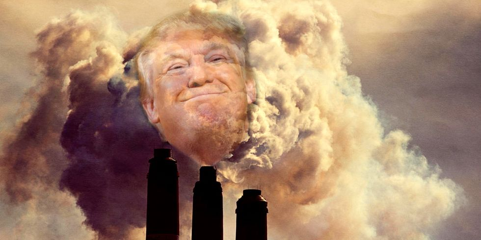 6 Ways Trump Continues His Assault on the Planet