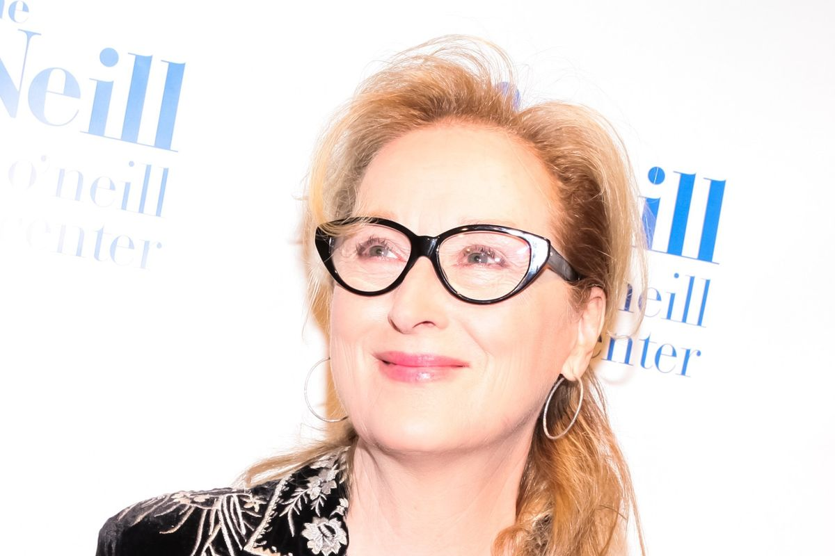 "Meryl Streep Finally Shoots Back at Trump For Calling Her ""Overrated"""