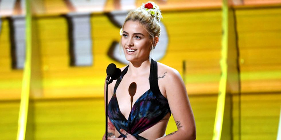 Michael Jackson's Daughter Uses Grammys Stage to Protest Dakota Access Pipeline