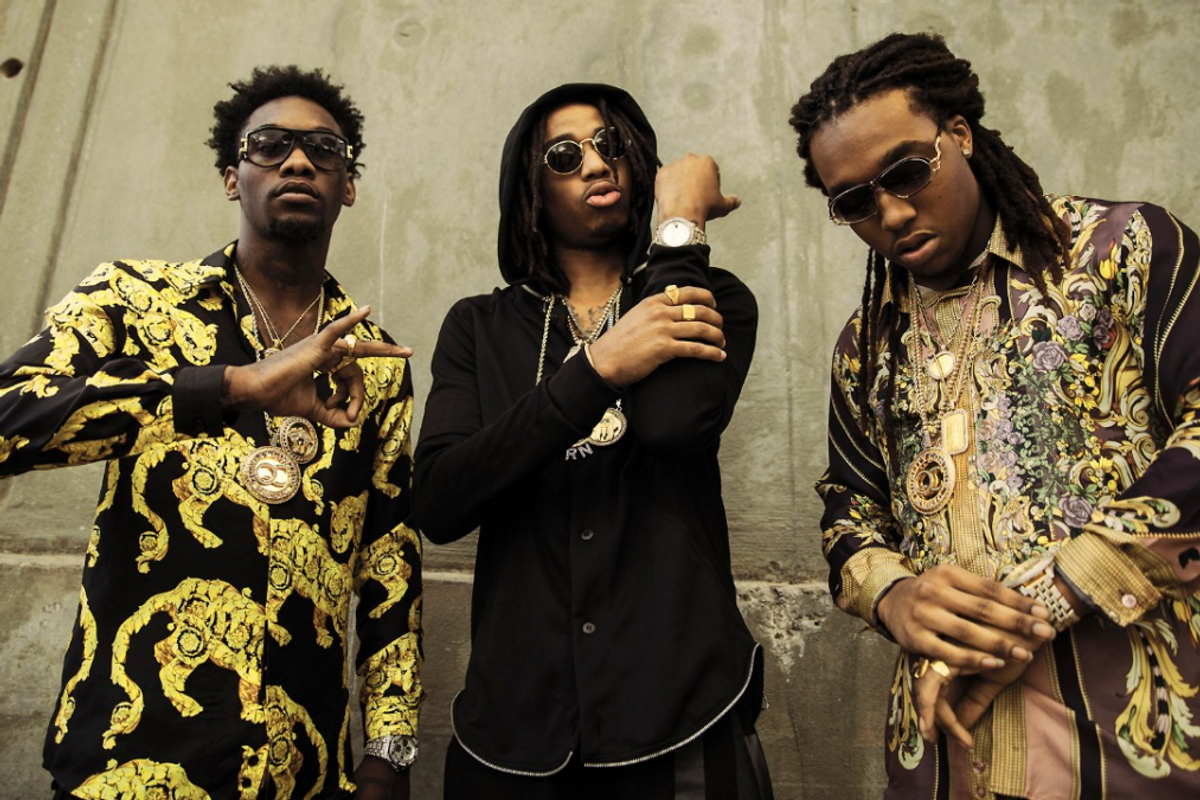 UPDATE: Migos Release Statement In Response To Accusations Of Homophobia