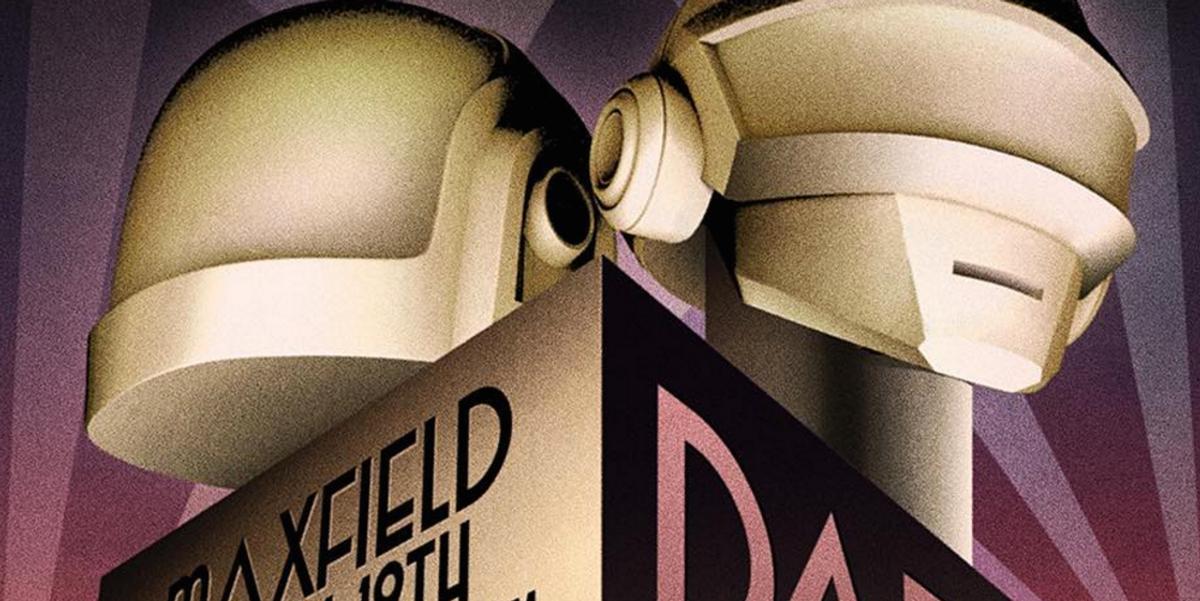Daft Punk's New Merch Pop-Up Will Feature Gosha Rubchinskiy & Off-White Collaborations