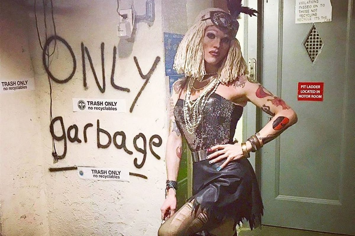 The Most Original Drag Queen in New York: Avant Garbage!