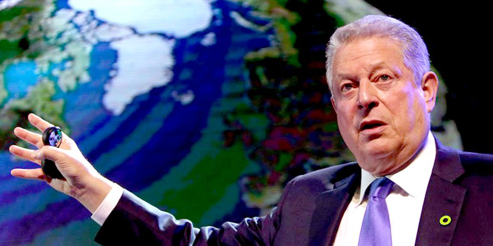 Al Gore: Climate Changes Health