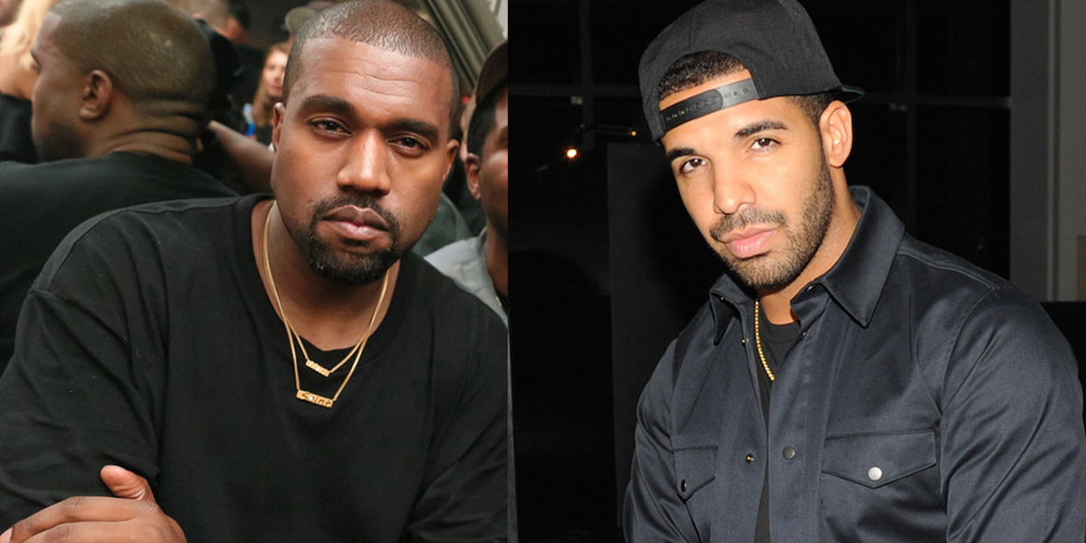 All Signs Are Pointing to Kanye Dropping New Music with Drake at Yeezy Season 5