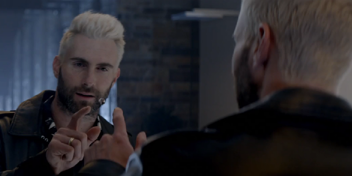 Come Watch Maroon 5's New Video for Future, Stay For Adam Levine Being Thrown Into a Pool