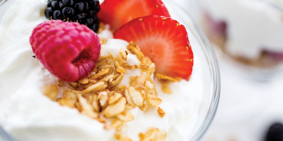 5 Health Benefits of Greek Yogurt