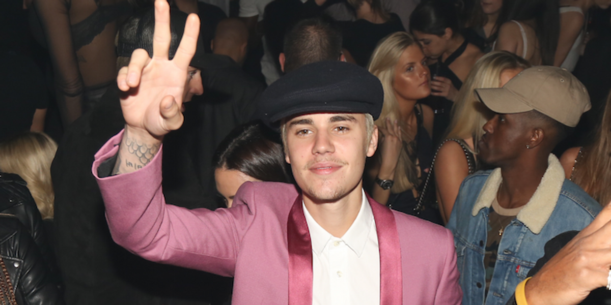 Police are Investigating Justin Bieber for Allegedly Head Butting Some Guy Before the Grammys