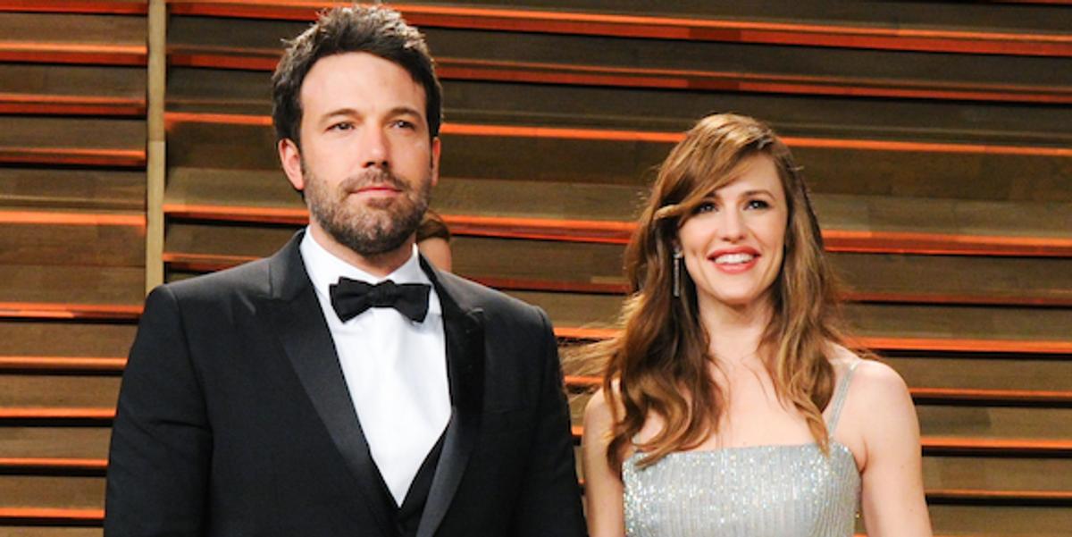 Jennifer Garner is Finally Divorcing Ben Affleck