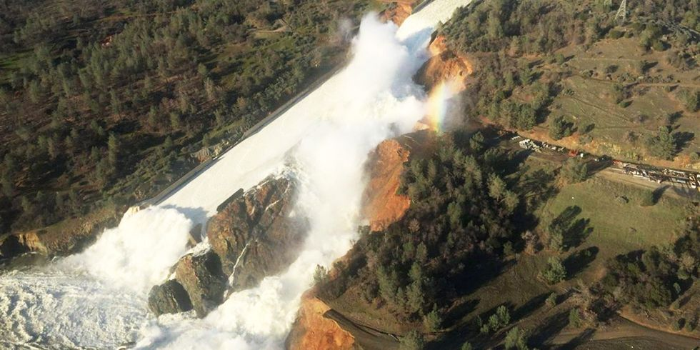 Oroville Dam: A Wake-Up Call for America