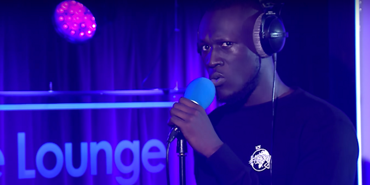 Watch Stormzy Cover Kanye's 'Ultralight Beam' Because it's Exactly What You Need Today