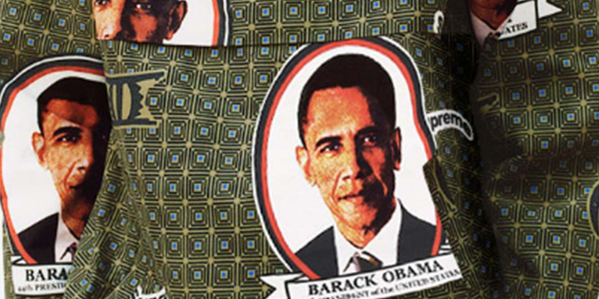 """Supreme Want You to Wear Obama's Face (and """"Fuck the President"""")"""