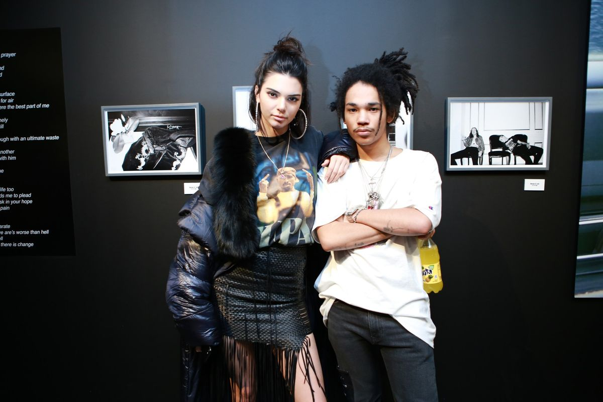"""Scenes from """"Hot Mess"""": Luka Sabbat x Milk Brought Youth Culture to the Next Level"""