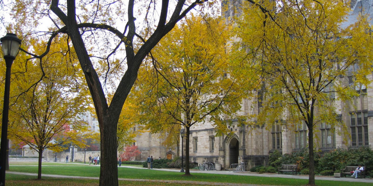 Yale is Officially Rechristening its Residential College Named After a White Supremacist
