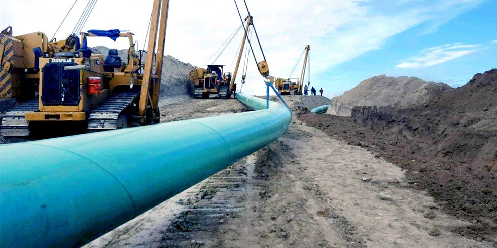 Dakota Access Pipeline 'Could Be Operational Within 30 Days'