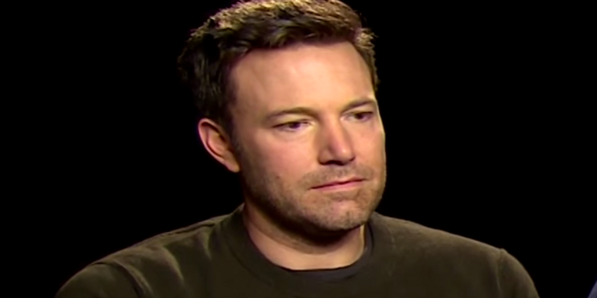 Ben Affleck Reportedly Does Not Want to Be Batman Anymore Because Obviously