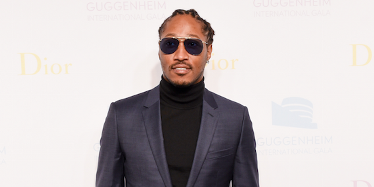 Future Will Give Us a New Album on Friday! Happy Days!