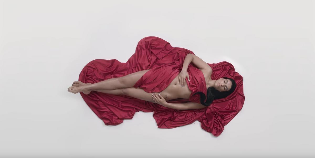 "Watch Sevdaliza's Subversive New Video for ""Amandine Insensible"""