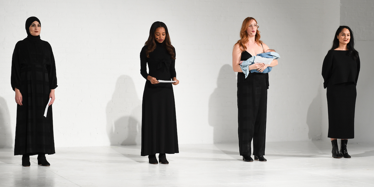 Mara Hoffman Invited the Founders of the Women's March to Open Her Show at NYFW