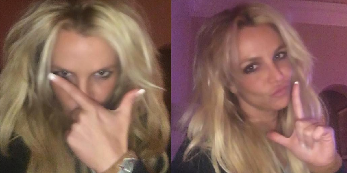 You Can Now Buy the Umbrella From Britney Spears's 2007 Meltdown