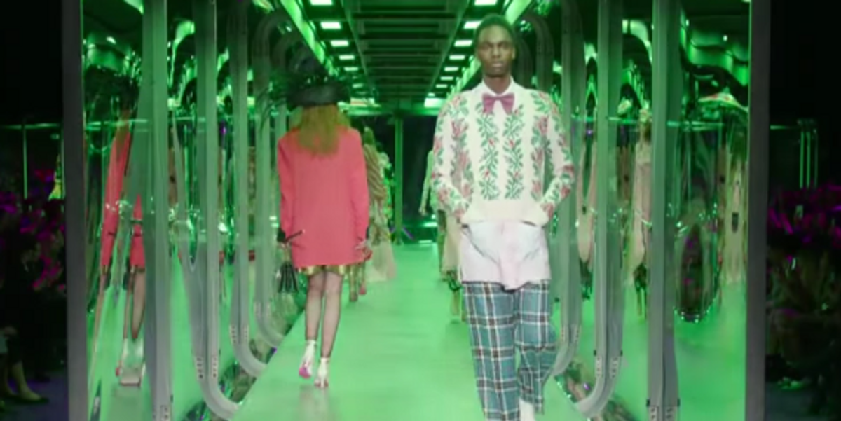 Gucci's Milan Presentation Was All About Diversity