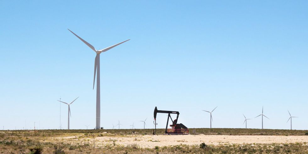 Wind Pays More Than Oil in Lone Star State
