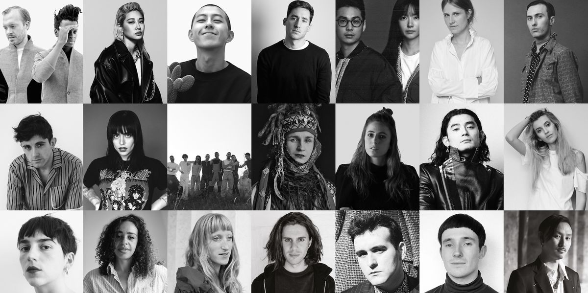 Palomo Spain, Molly Goddard, Charles Jeffrey and More Designers Shortlisted for LVMH Prize