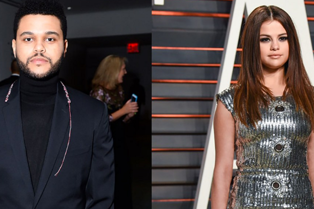 Everyone is Freaking Out Over This Latest Twist in Selena Gomez's Relationship With The Weeknd