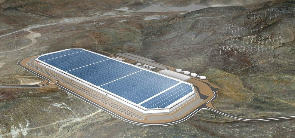3 More Gigafactories Coming Soon to 'Change the Way the World Uses Energy'