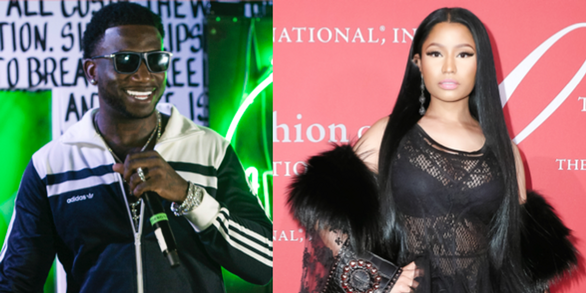 Listen to Gucci Mane and Nicki Minaj Team Up for New Track 'Make Love'. You'll Love it.