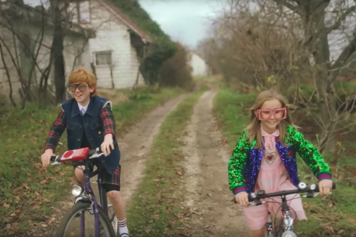 Watch Petra Collins' Dreamy New Film For Gucci