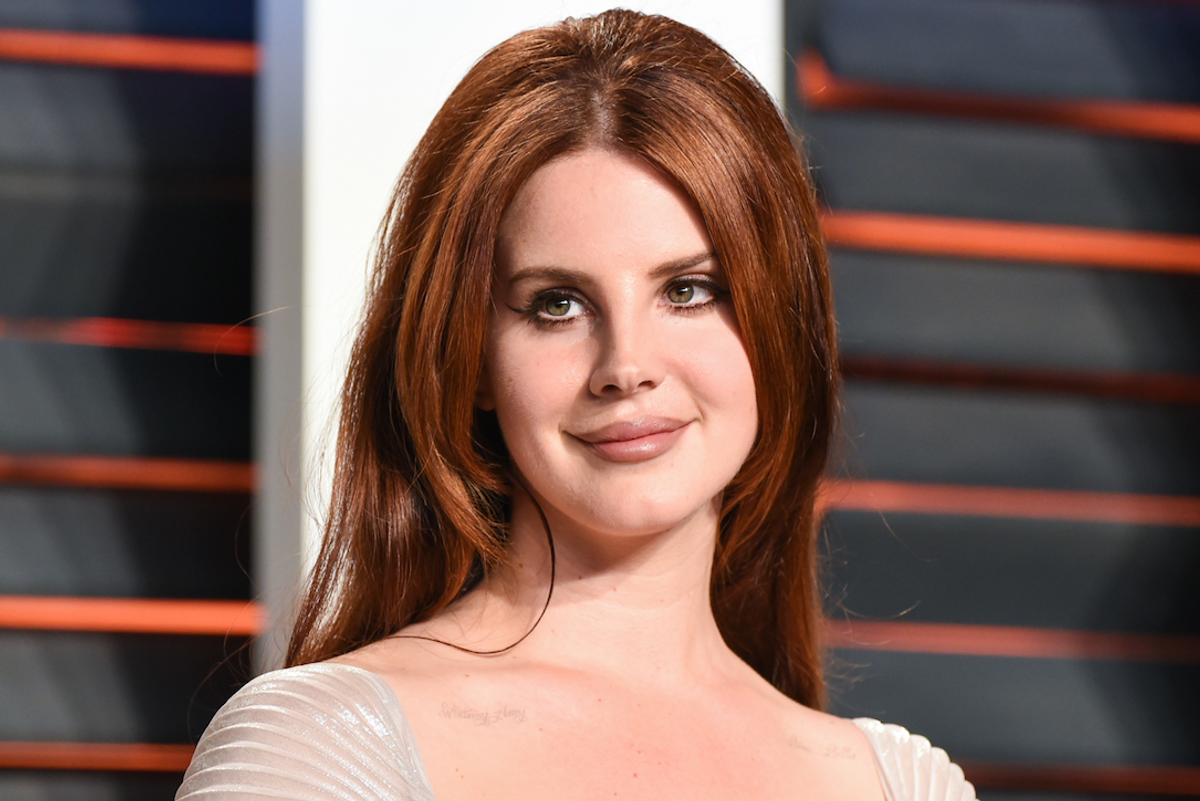 Lana Del Rey Will Join Witches Around the World Trying to Take Down Trump Today