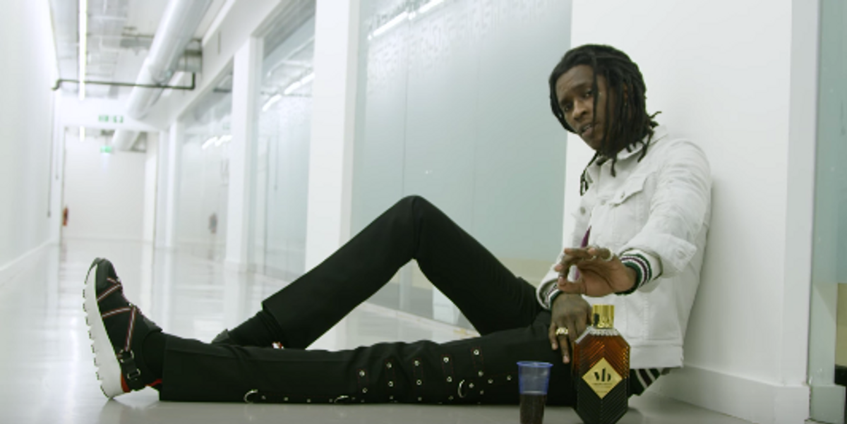 Peep Young Thug's Stripped Down New Video for 'Safe'