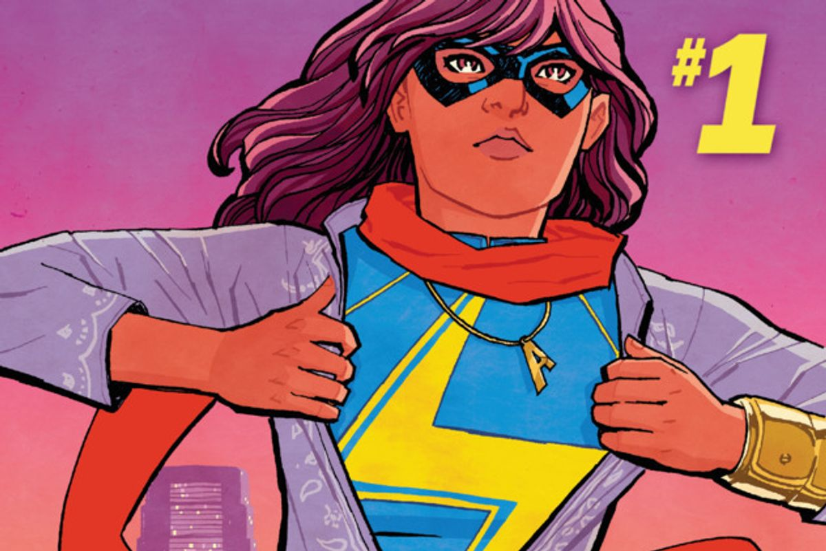 Why Marvel's Kamala Khan Is More Important Than Ever in the Era of Trump