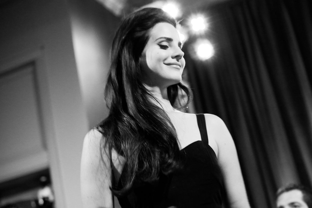 """Listen to Lana Del Rey's Highly-Anticipated New Song """"Love"""""""